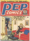 Cover For Pep Comics 65