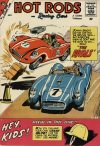 Cover For Hot Rods and Racing Cars 41