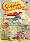 Cover For Captain Marvel Jr. 101