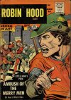 Cover For Robin Hood Tales 4