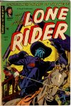 Cover For Lone Rider 14