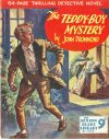 Cover For Sexton Blake Library S3 334 The Teddy Boy Mystery