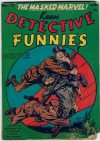 Cover For Keen Detective Funnies 19
