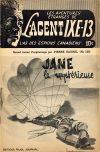 Cover For L'Agent IXE 13 v2 150 Jane la mystérieuse