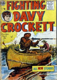 Large Thumbnail For Fighting Davy Crockett #9