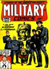 Cover For Military Comics 18