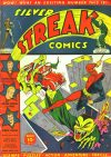 Cover For Silver Streak Comics 8 (fiche/paper)