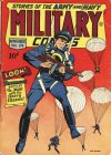 Cover For Military Comics 24