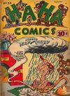 Cover For Ha Ha Comics 33