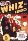 Cover For Whiz Comics 42 (fiche)
