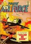 Cover For Fightin' Air Force 29