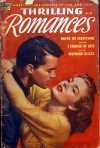 Cover For Thrilling Romances 20