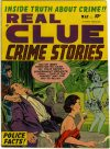 Cover For Real Clue Crime Stories v7 3