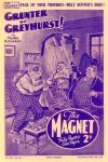 Cover For The Magnet 1652 Grunter of Greyhurst!