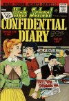 Cover For High School Confidential Diary 8