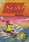 Cover For Foxy Fagan Comics 7