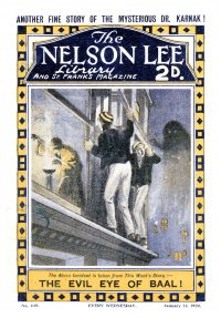 Large Thumbnail For Nelson Lee Library s1 449 - The Evil Eye of Baal