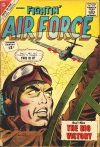 Cover For Fightin' Air Force 35