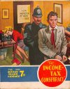 Cover For Sexton Blake Library S3 161 - The Income-Tax Conspiracy
