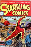 Cover For Startling Comics 33