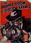 Cover For Dixon Hawke Library 549 The Purple Doom of Doctor Krantz