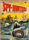 Cover For Spy Hunters 11