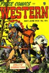 Cover For Prize Comics Western 105