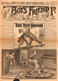 Large Thumbnail For The Boys' Friend 0503 - The New Broom