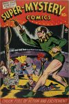 Cover For Super Mystery Comics v4 4
