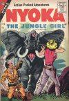 Cover For Nyoka the Jungle Girl 19