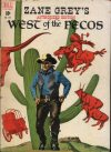 Cover For 0222 Zane Grey's West of the Pecos