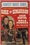 Cover For Fawcett Movie Comic 17 Rose of Cimarron