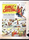 Cover For Girls' Crystal 1071