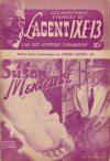 Cover For L'Agent IXE 13 v2 63 Susan la menteuse