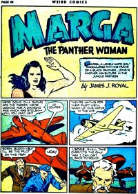 Large Thumbnail For Marga the Panther Woman Compilation Part 2