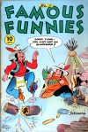 Cover For Famous Funnies 139