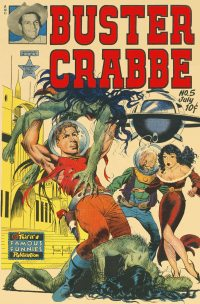 Large Thumbnail For Buster Crabbe #5