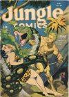Cover For Jungle Comics 49