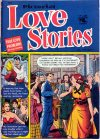 Cover For Pictorial Love Stories 1