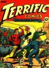 Cover For Terrific Comics 3