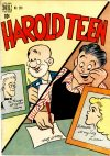 Cover For 0209 Harold Teen