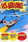 Cover For U.S. Air Force Comics 19