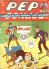 Cover For Pep Comics 43
