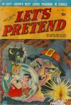 Cover For Let's Pretend 1
