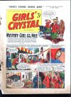 Cover For Girls' Crystal 1031