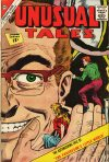 Cover For Unusual Tales 34