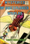 Cover For Mysteries of Unexplored Worlds 37