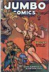 Cover For Jumbo Comics 155