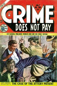Large Thumbnail For Crime Does Not Pay #100