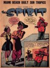 Cover For The Spirit (1945 11 18) Miami Beach Daily Sun